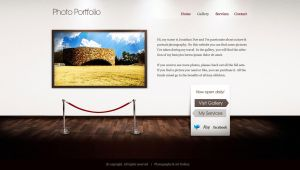 Art Gallery WP Theme by ThemeFuse