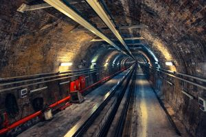 The tunnel vol. 2 by Athanase