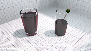 Wine Glass Tests by Krist-Silvershade