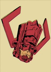 Galactus by markwelser