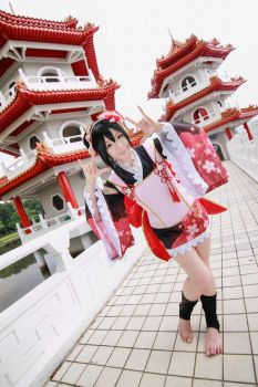 Love Live! - Zashiki Yazawa Nico by Xeno-Photography