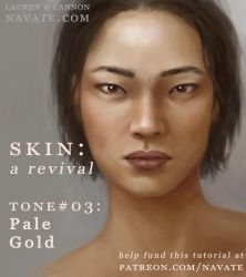 SKIN Tutorial Revival - Pale Gold by navate