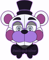 Funtime Freddy Head by FuntimesAreOver