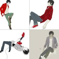 oh marshall lee by megatruh