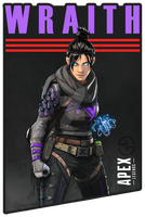 WRAITH | Into the void | Apex Legends by FlakoPerez07