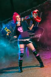 Jinx Slayer cosplay by ThelemaTherion