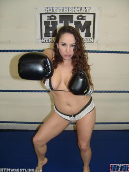 Jewell Marceau Boxing by boxingwrestling