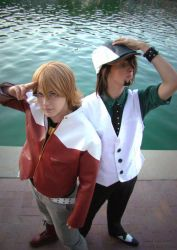 Tiger and Bunny - Between the Two of Us by Yuicia