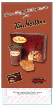 Tim Hortons Ad. by moonlitdreamsx