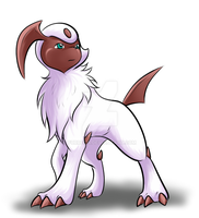 [G] Shiny Absol by Furreon