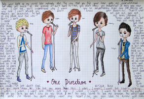 One Direction by YummyBiscuit