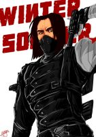 Winter Soldier by sillyVantas