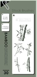 Brush Pack - Bamboo by iMouritsa
