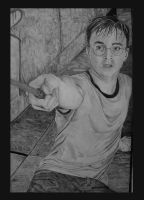 Harry Potter by Dabull04