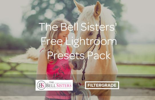 The Bell Sisters' Free Lightroom Presets Pack by filtergrade