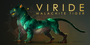 [CLOSED] Adopt auction - VIRIDE by quacknear