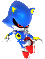 MORE Classic Metal Sonic by JaysonJeanChannel