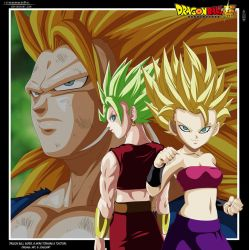 DB Super: Clash Of Saiyans by IITheDarkness94II