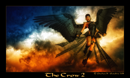 The Crow 2 by Pachou31