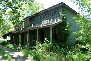 Mathais Ghost Town 4 by ecfield