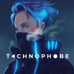 TECHNOPHOBE No.2 by rougecrown