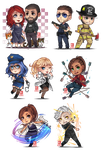C - chibi batch 4 [+SP] by zero0810