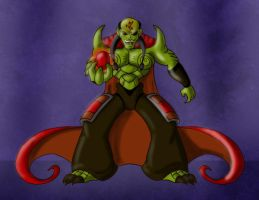 Rio Styled Wishmaster by DocBaghead