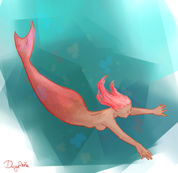 mermaid by 237Q-Dunja
