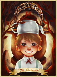 Over the garden wall by NPKP