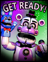 Get Ready! by LillyTheRenderer