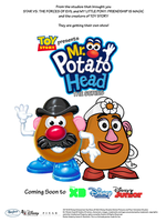 Toy Story Presents: Mr. Potato Head The Series by AaronMon97