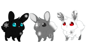 Bun buns {Advent Adopt} by SoulsofTheDoomed