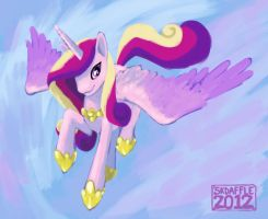 Cadence-Speed Paint by Skdaffle