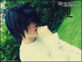 Death Note Cosplay L by RikWind