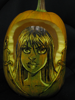 Carved by dpdagger
