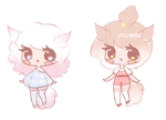 pastel adopts for 50 points, set 2 [CLOSED] by PLUMSU