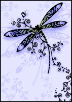 Dragonfly by Alice-in