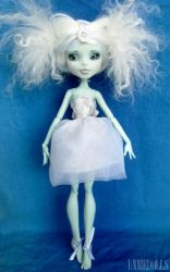 Cloudyne (customized Monster High doll) by Katalin89