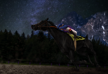 Race By Moonlight by PacificClassic