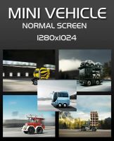 Mini Vehicles Updated by neodesktop