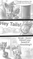 Cream's Big Adventure Page 3 by Zack113