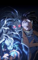 Static Shock 4:Cover by E-Mann