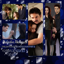 Photopack: Twilight Saga Breaking Dawn Part II by JenniferBomerGrey