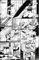 Life-Time #1 Pg 8 by Alf-Alpha
