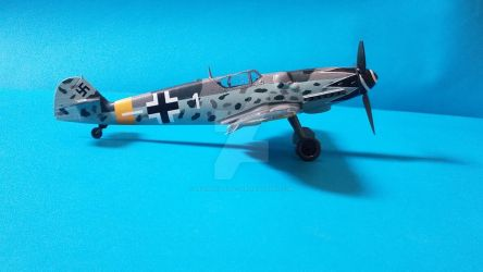 Eduard 82118 1:48 Bf 109G-14 Build Review by ArgentinianSpotter2