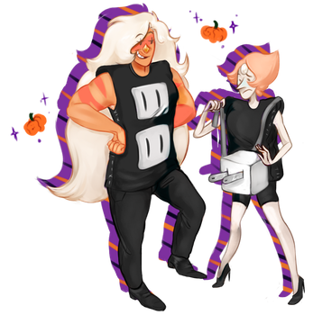 [SU] - Jaspearl Costumes by lepidopteras