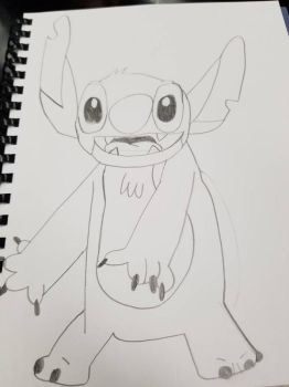 Stitch by SmoothCriminalGirl16