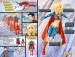 Supergirl's New 52 Uniform 2.0 by Spacecowboytv