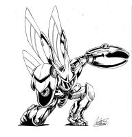 Scizor by CarloMagnoSangines