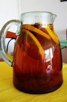 Iced Tea w/ Orange and Cinnamon by Chrissy-Daniels